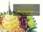 WA 081293232007   Harga Tumpeng, Bekasi Barat, Acara Perpisahan Kantor – Dapur Hana Catering